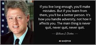 TOP 25 QUOTES BY WILLIAM J. CLINTON (of 699)   A-Z Quotes via Relatably.com