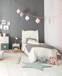 girl bedroom furniture. Cat Themed Bedroom | Pink And Grey Girl\u0027s Furniture Decor| Maisons Du Monde Girl S