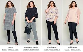 the latest trends in plus sized women s clothing