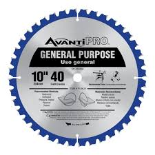 forrest blades. 10 in. x 40-tooth general purpose saw blade forrest blades