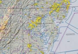 New Vfr Wall Planning Chart To Debut In February Aopa