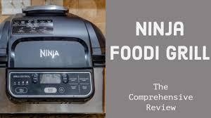 Ninja Food Grill Honest Comprehensive Review