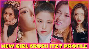NEW GIRL CRUSH - ITZY PROFILE - YouTube