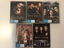 twilight dvd collection cds dvds gumtree australia brisbane south west sherwood 1182184074