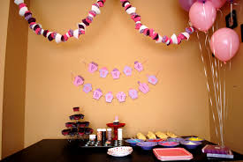 1st birthday party decorations at home decoration ideas clipgoo