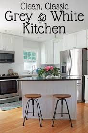 Small white kitchens Tiny Big Style Can Fit In small Spaces Take Look At The Before And From Play Dates To Parties Our Small White Kitchen Clean And Classic