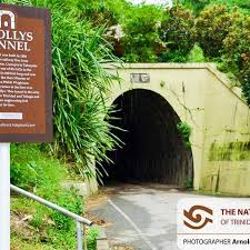 Knollys Tunnel — National Trust of Trinidad and Tobago