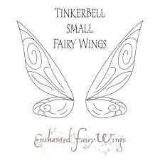 Fairy Wings Template Tirevi Fontanacountryinn Com