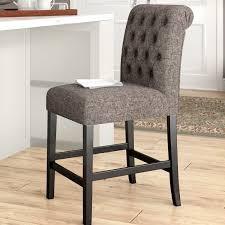 upholstered bar stools. Urbana Upholstered Bar Stool Stools U