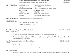 Computer Science Cover Letter Excellent Resume Sample Best For