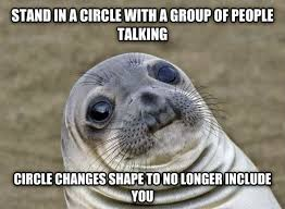 Uncomfortable Situation Seal – Meme | WeKnowMemes via Relatably.com