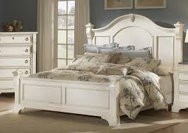 Ideas: White Distressed Bedroom Furniture Sets Intended For Rustic ...