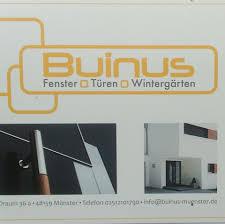 Buinus Fenster Türen Wintergärten Home Facebook