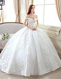 off the shoulder wedding dresses search lightinthebox