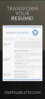 Curriculum Vitae For Nurses Beauteous NURSE Resume Template Medical Resume Nursing Resume Rn Resume