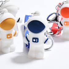 Buy 1 Piece Cartoon Astronaut Key Chain Handbag Backpack ...