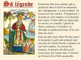 La légende de saint, nicolas et des enfants au saloir Le blog