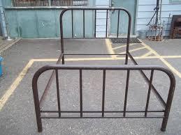 antique iron bed frames. Interesting Antique Vintage Antique Metal Beds Superb Iron Bed Frame On Frames Q