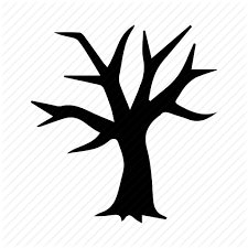 Icon in.svg,.eps,.png and.psd formats how to edit? Branch Dead Tree Halloween Tree Icon Download On Iconfinder