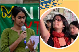 Natasha narwal has surrendered at tihar jail today after completing 3 weeks of interim bail granted to her by delhi hc following the sudden demise of her father due to covid 19. No One Will Fight For Democracy In Future Twitter Revolts As Jnu Student Natasha Narwal Charged Under Uapa After Anti Caa Protest India Com