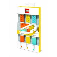 <b>Lego Набор</b> цветных маркеров 3 шт. - Акушерство.Ru
