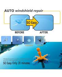 windshield repair kits diy car window repair tools glass scratch windscreen re window screen polishing