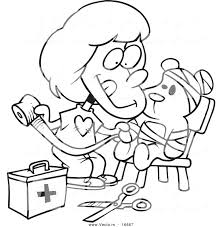 First Aid Coloring Sheets Captivating Paramedic Coloring Pages ...