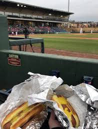 A Tuesday Night At Fluor Field Greenville Off The Grid