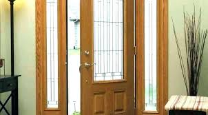 sidelight replacement panels door side panel windows front glass inserts
