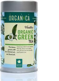 Organica Organic Green Herbal Tea Price In India Buy Organica