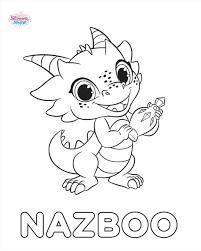 Nick Jr Coloring Games