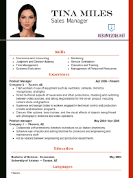 Current Resume Formats 12 Latest Format And Maker