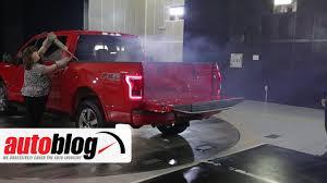 2015 Ford F-150 Tailgate Myth Debunked | Autoblog - YouTube