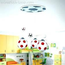 kids ceiling lighting. Kids Ceiling Lamp Child Light Fixture Kid Room Most  Popular World Cup Football Lighting