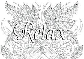 Printable Coloring Pages For Adults Pdf Free Spring Colouring