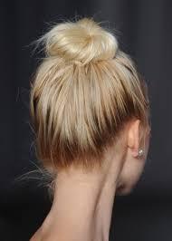 easy bun hairstyles for long hair and um hair1 23