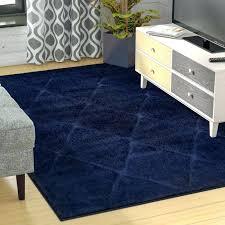 navy blue area rugs target rug 9 x