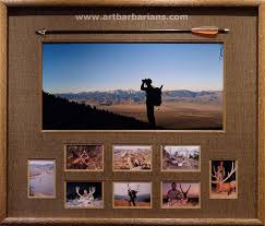hunting trip collage custom frame wildlife art prints plus original paintings with a wide selection