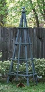 garden obelisk trellis. Garden Obelisk Trellis