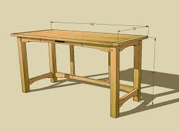 easy desk plans free within simple designs 8