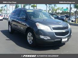 All Chevy chevy captiva awd : 2009 Used Chevrolet Traverse AWD 4dr LT w/1LT at BMW of San Diego ...