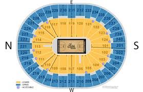 Facility Info Seating Charts Wake Forest Deacon Club