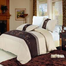celeste embroidered 3 piece king california king duvet cover set 100 egyptian cotton 300 thread count by royal hotel bedding