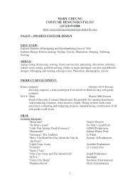 Cover Letter Fashion Design Cover Letter For Fashion Design Job