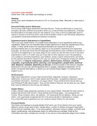 example of best resume awful resume personal statement template cv student job sample best