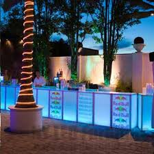 The Brightest LED Furniture Rental NYC NJ CT Long Island