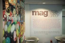 advertising office. Mag Office Advertising