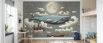Photowall Sweden Ocean Meets Sky
