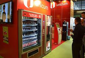 Vending Machine Moving Equipment Cool Unicum At Vending Paris 48