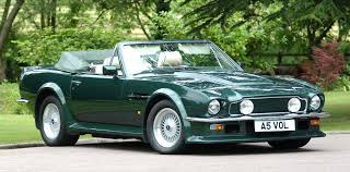 aston martin v8 vantage 1977 james bond. 1986 aston martin v8 vantage volante 1977 james bond